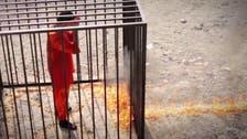 داعش کی سفاکیت، اردنی پائیلٹ کو زندہ جلا دیا
