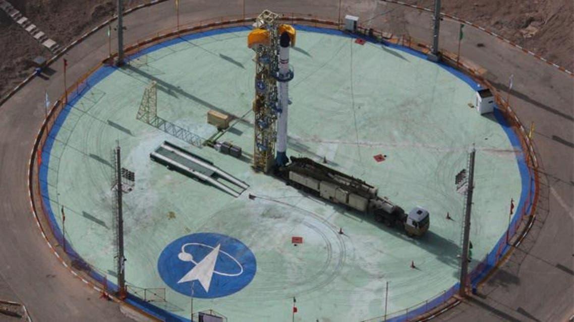 إيران تنجح في إطلاق قمر صناعي جديد للمراقبة