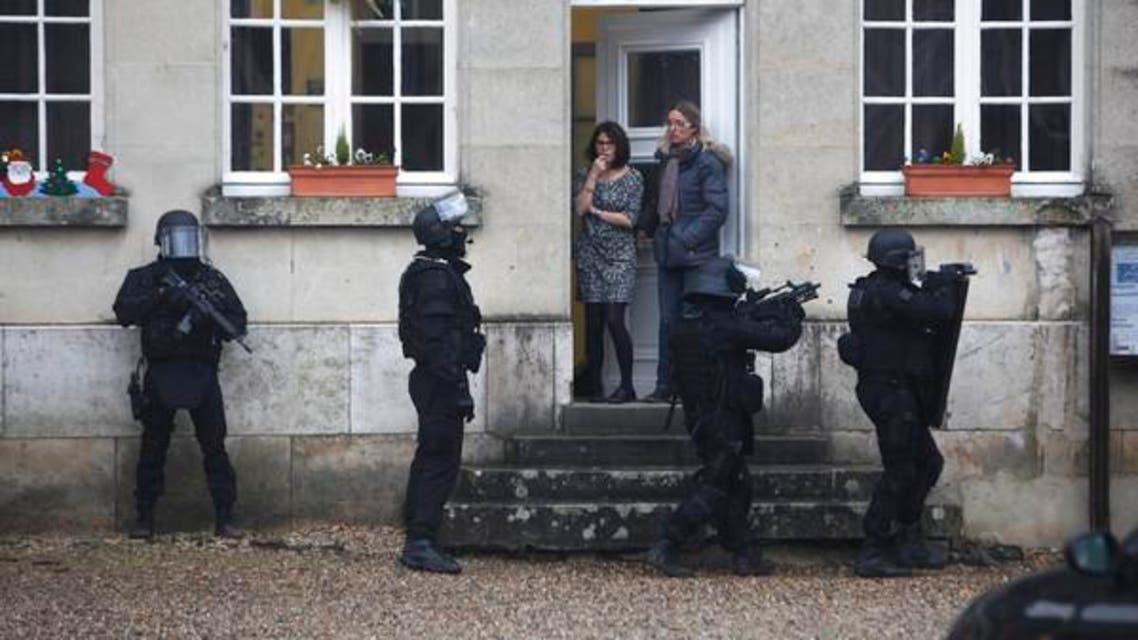 فرانسیسی انسداد دہشت گردی پولیس