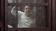 HRW slams 'draconian sentences' in Egypt