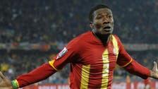 Gyan doubtful for Ghana's Nations Cup semi-final