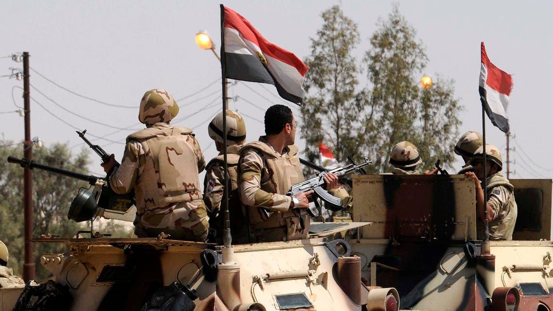 مصر: الإرهابيون يتخذون الأطفال دروعا بشرية في سيناء