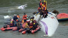 Deaths as Taiwan passenger plane hits river