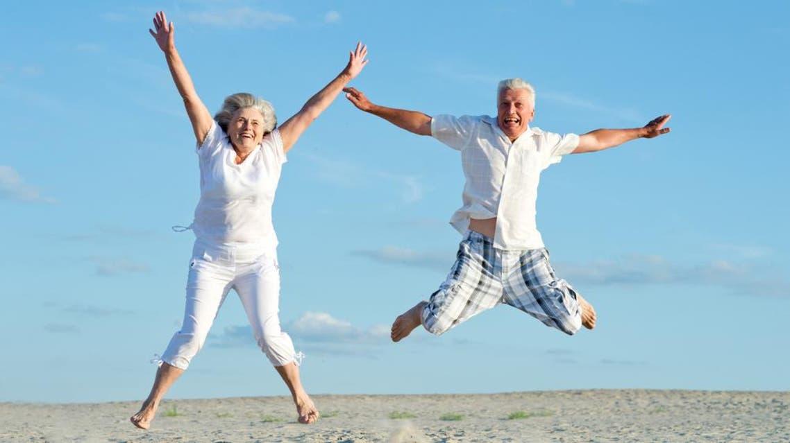Elderly people Old man Old Woman Shutterstock