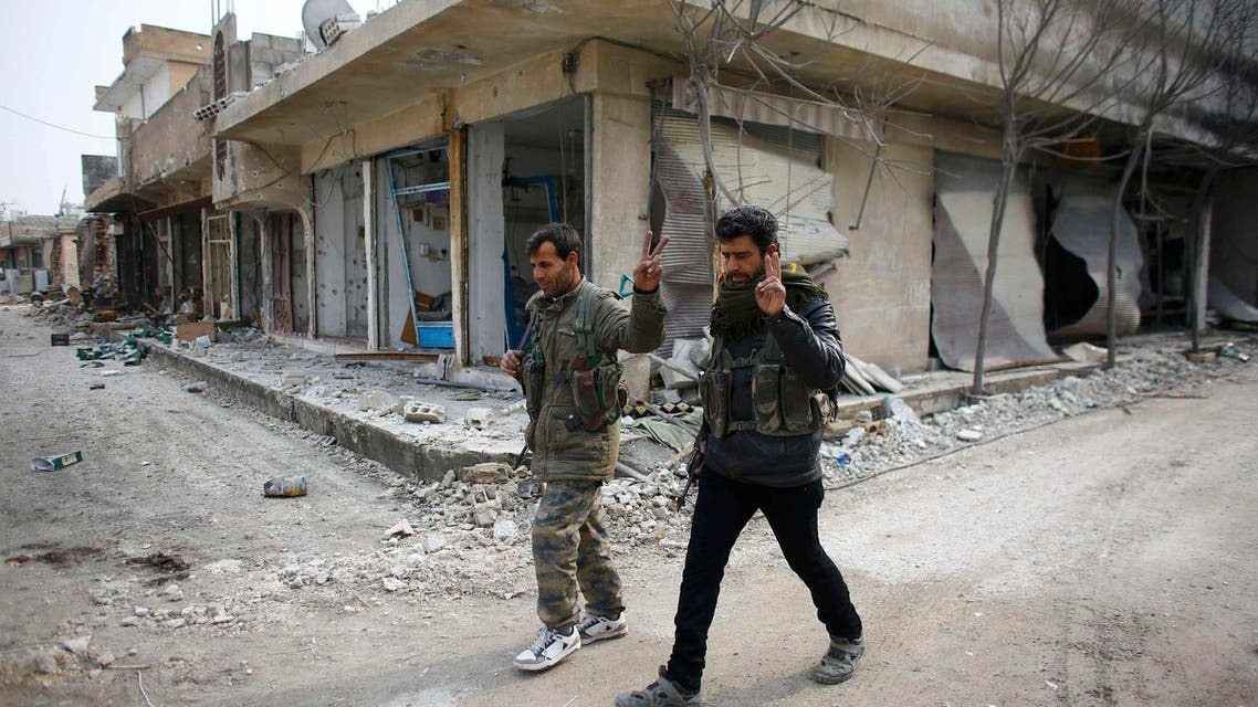 4,569 Kurdish fighters were also wounded between June 10 and February 3