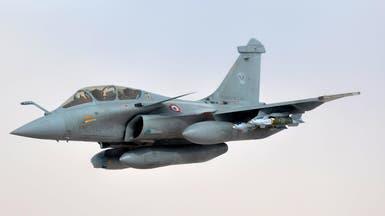 هولاند يؤكد شراء مصر 24 طائرة رافال من باريس