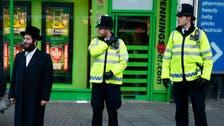 Anti-semitic attacks soar to highest levels recorded in UK: media