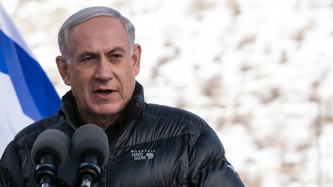 Israel's Prime Minister Benjamin Netanyahu REUTERS