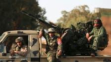 Suicide bomber kills two, wounds around 20 in Libya's Benghazi