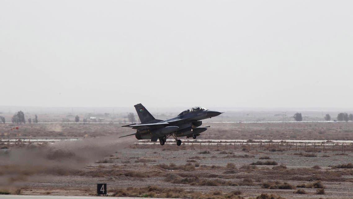 Jordan steps up anti-ISIS strikes