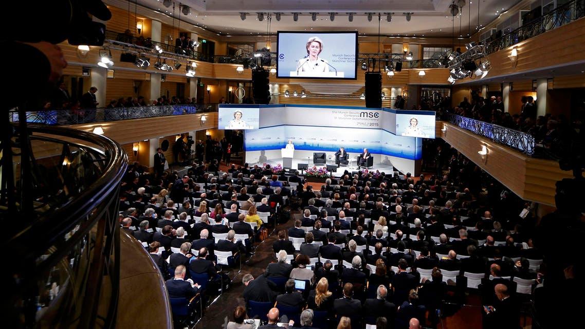 افتتاح مؤتمر ميونخ