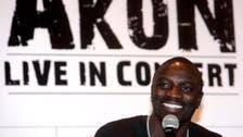 Akon holds anti-ISIS concert for Peshmerga