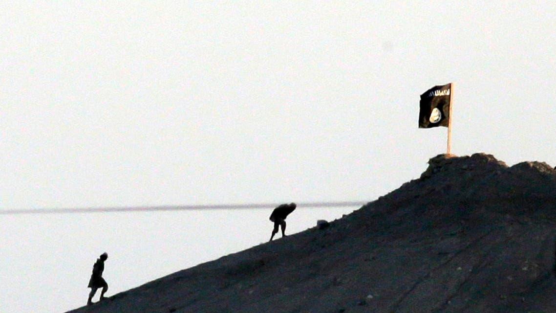 ISIS flag AP