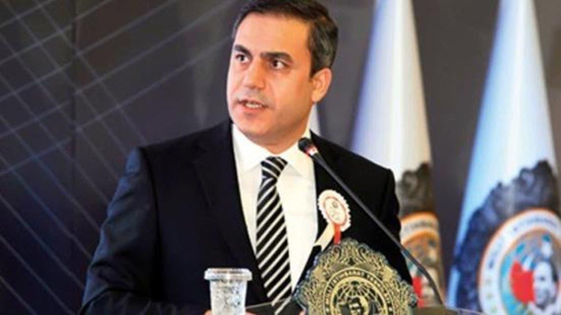 Hakan Fidan Turkey Twitter