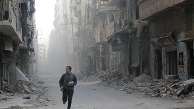 210  آلاف قتيل خلال أربعة أعوام من النزاع في سوريا