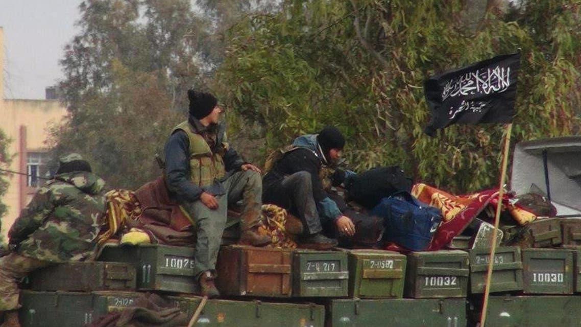 nusra AP islamist militants