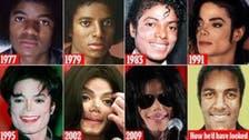 ماذا فعلت 100 جراحة تجميل في وجه مايكل جاكسون؟