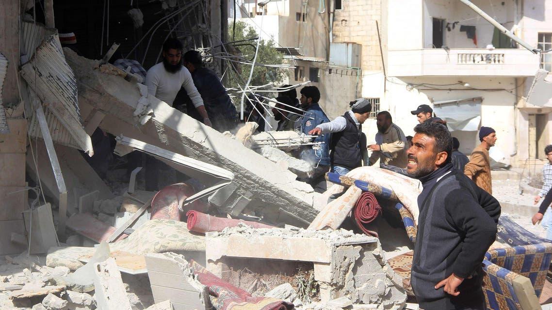 حي الوعر حمص