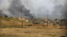 U.S.-led forces launch 26 air strikes in Syria, Iraq