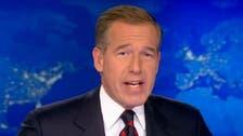 NBC to investigate Brian Williams' Iraq war reporting