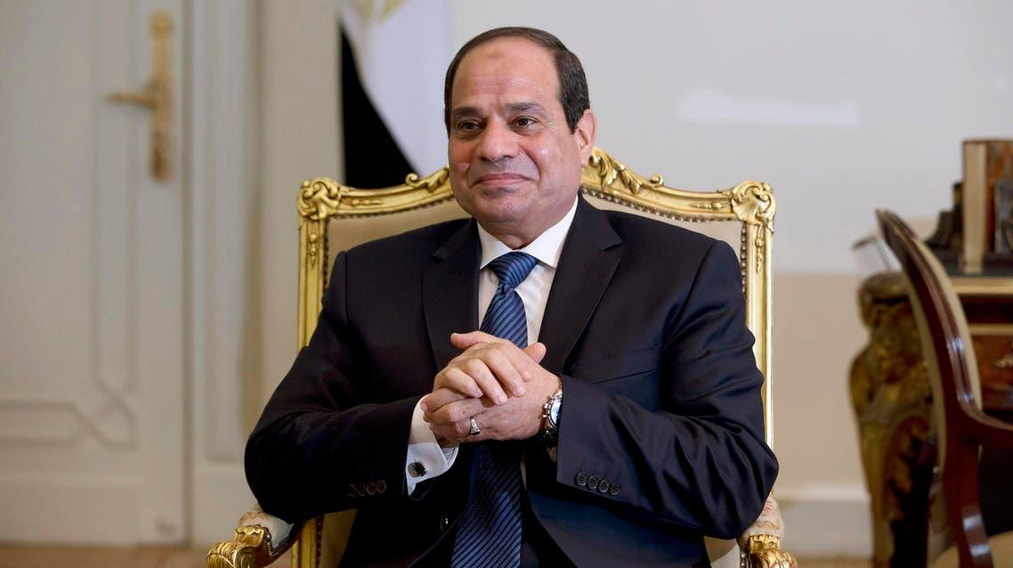 الرئيس عبدالفتاح السيسي 3