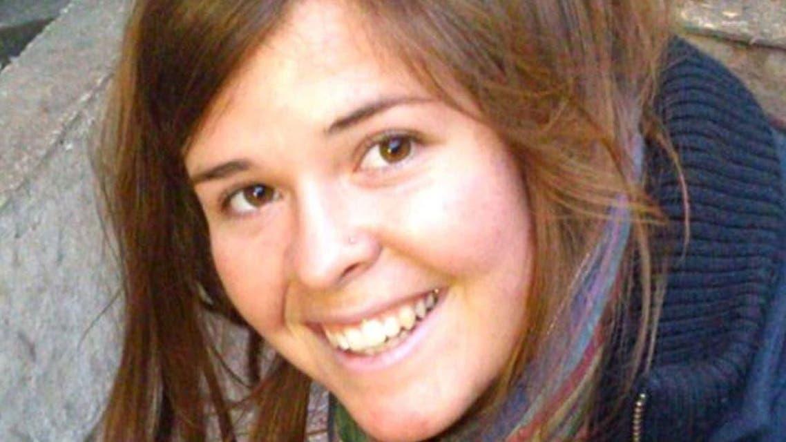Kayla Mueller isis hostage (AFP)