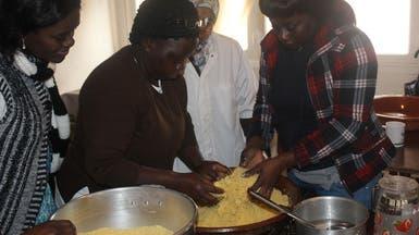 إقبال المهاجرات الإفريقيات على تعلم الطبخ المغربي