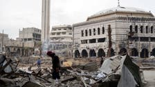 Syria death toll now exceeds 210,000, rights group says