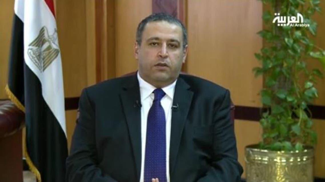 أشرف سالمان وزير الاستثمار المصري