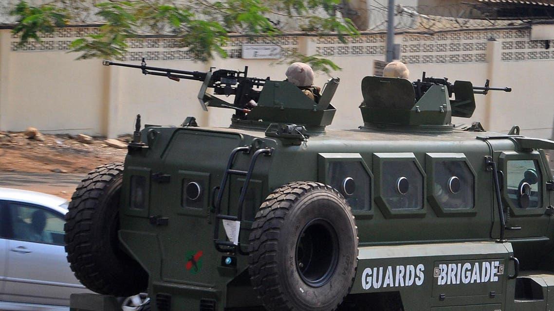 Nigeria army AFP