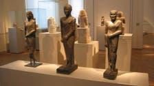 فرنسا تعيد إلى مصر ثماني قطع أثرية