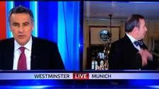Estonian leader ired after Sky News presenter gets his name wrong