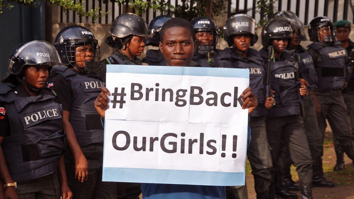 Nigeria schoolgirls Boko Haram AFP