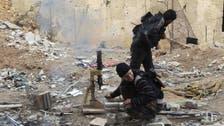 New militia battles Islamist rebels near Damascus