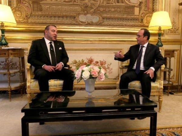 اتفاق مغربي فرنسي على محاربة الإرهاب والتنسيق الأمني