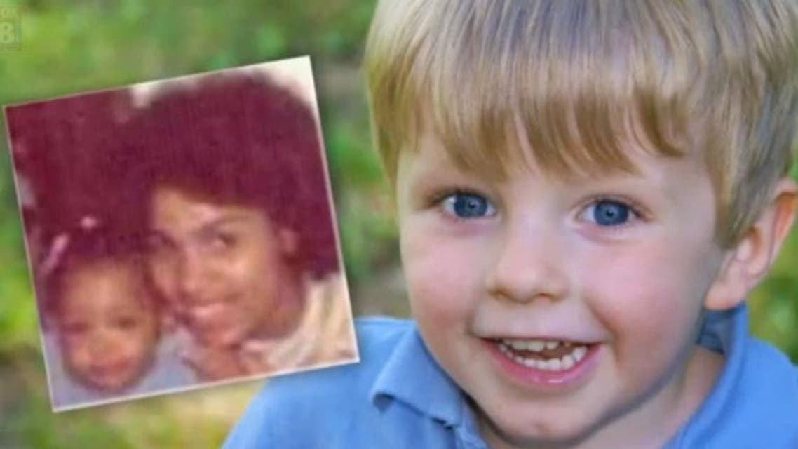 Luke Ruehlman (R) and the woman he claims to have been in a past life Pamela Robinson (L). (Photo courtesy: fox8.com)