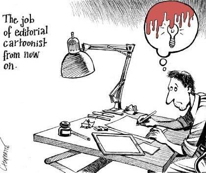 (Photo courtesy: Globe Cartoon)