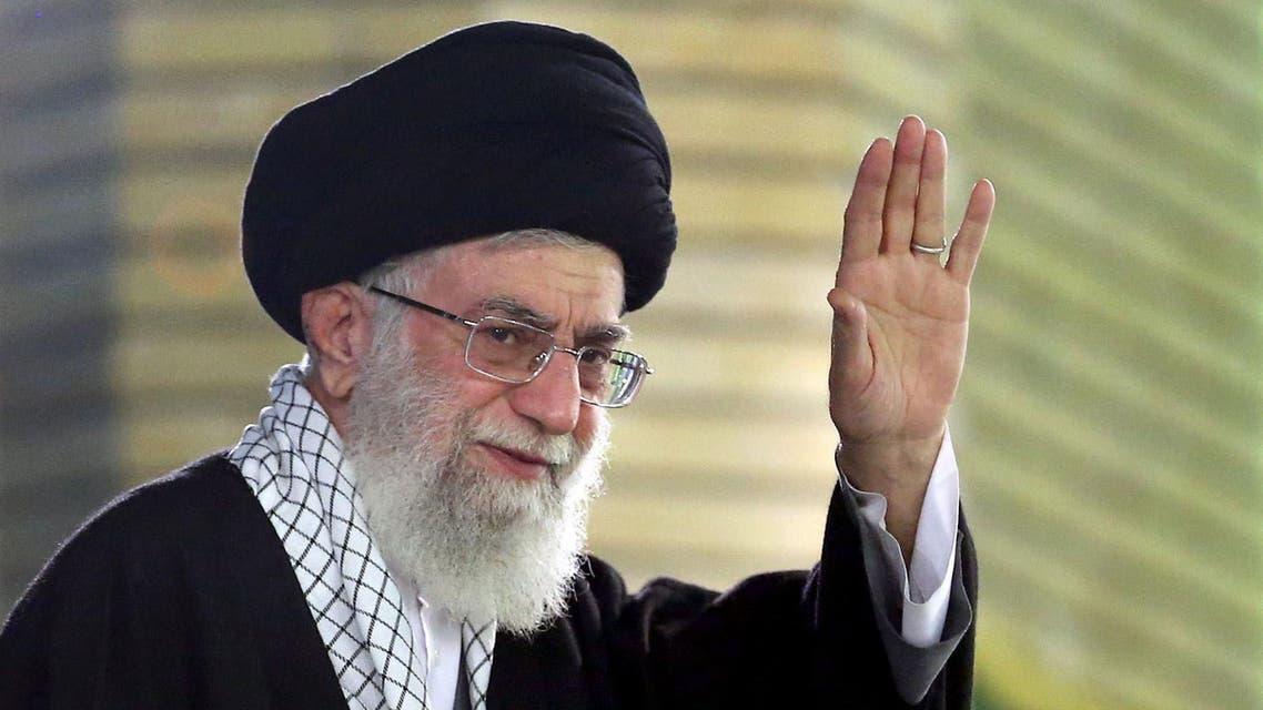 Iran supreme leader AFP