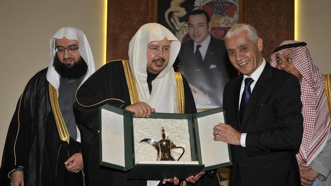 زيارة لرئيس مجلس الشورى السعودي إلى المغرب