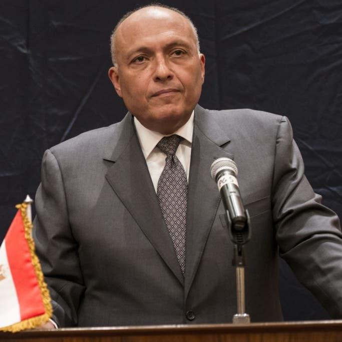 مصر تؤكد لبريطانيا رفضها التدخلات غير الشرعية في ليبيا