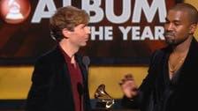 Kanye West steals the spotlight from Grammy winner Beck