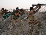 32 قتيلاً من داعش باشتباكات في القائم