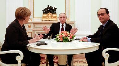 ثلاث طرق لإيقاف بوتين في أوكرانيا