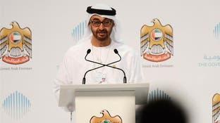 محمد بن زايد: الملك سلمان حكيم والسعودية بأيد أمينة