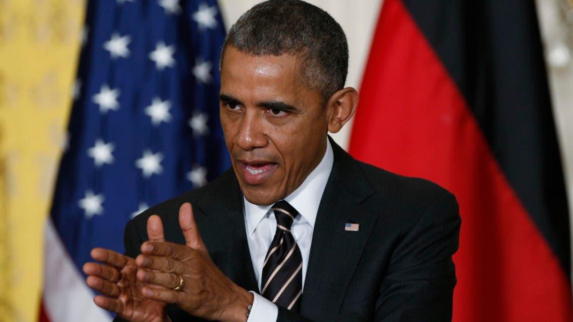 President Barack Obama Reuters