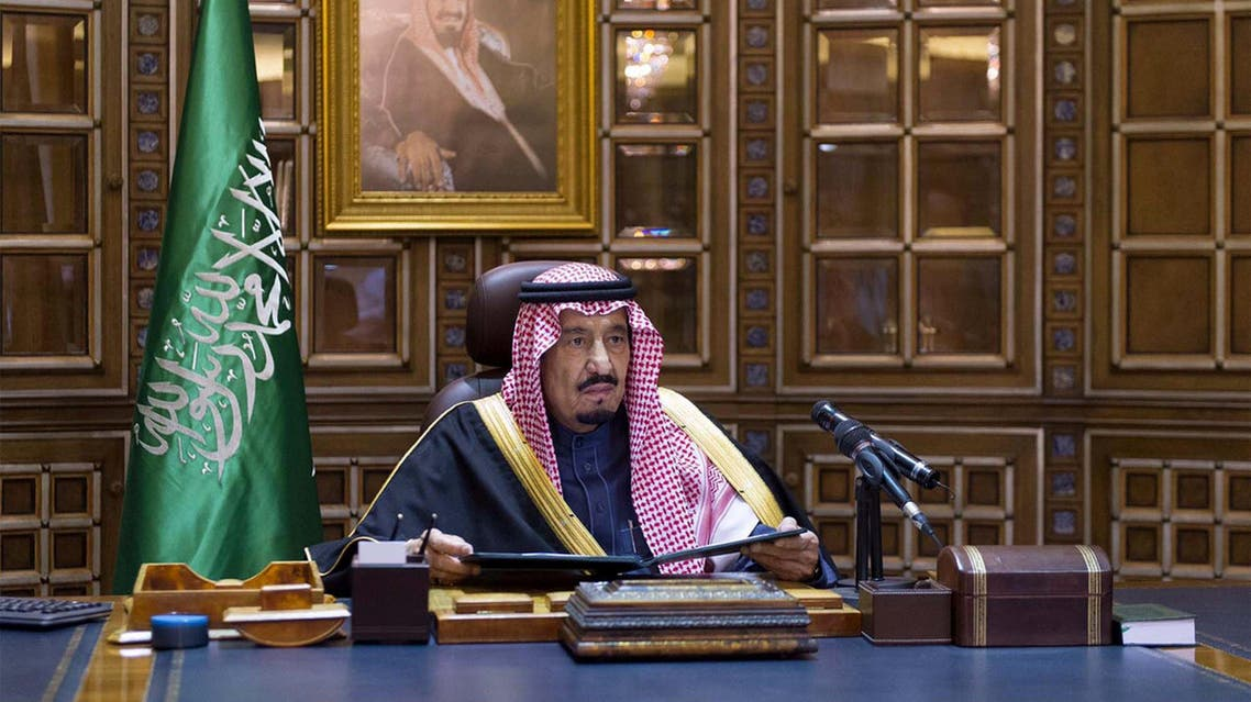 The monarch described Saudi's stance toward Egypt as 'unchangeable' as both countries have strategic links. (File photo: AP)