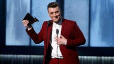 UK soul artist Sam Smith wins song of the year Grammy