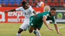 Ghana's Christian Atsu named best African Cup player