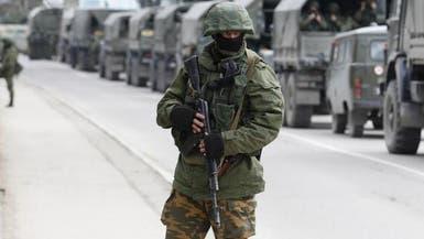أوكرانيا تؤكد دخول 1500 جندي روسي إلى أراضيها