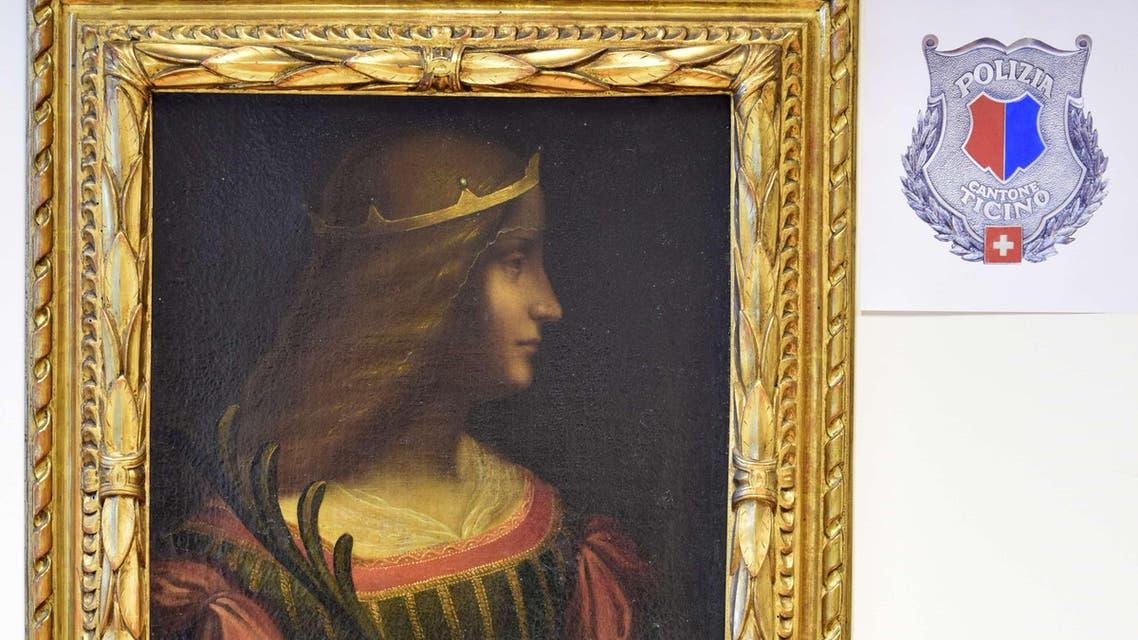 لوحة ليوناردو دا فينتشي